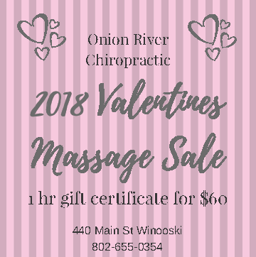 Valentines massage sale 18
